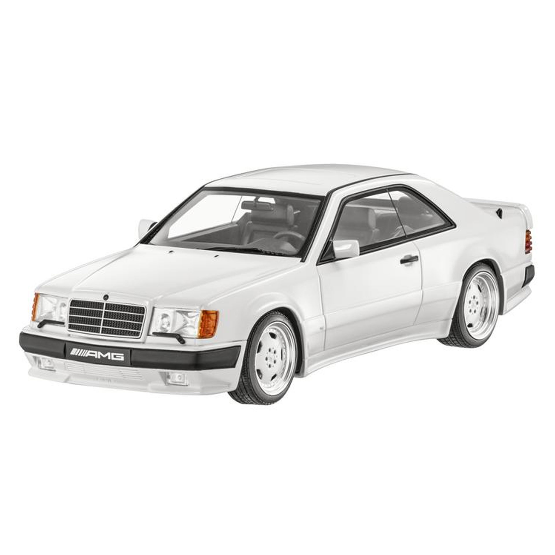 Mercedes-Benz Modellauto 300 CE AMG 6.0L C 124 (1988) 1:18 limitiert