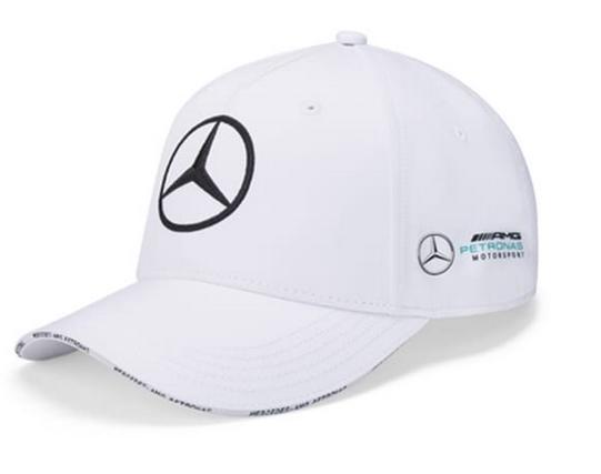 Mercedes-AMG Petronas Team Cap weiß Basecap