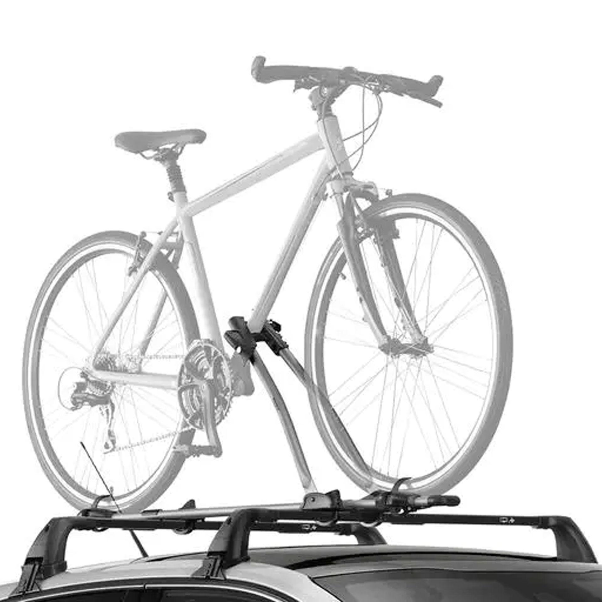PEUGEOT Fahrradträger auf Dachgrundträger für 1 Fahrrad