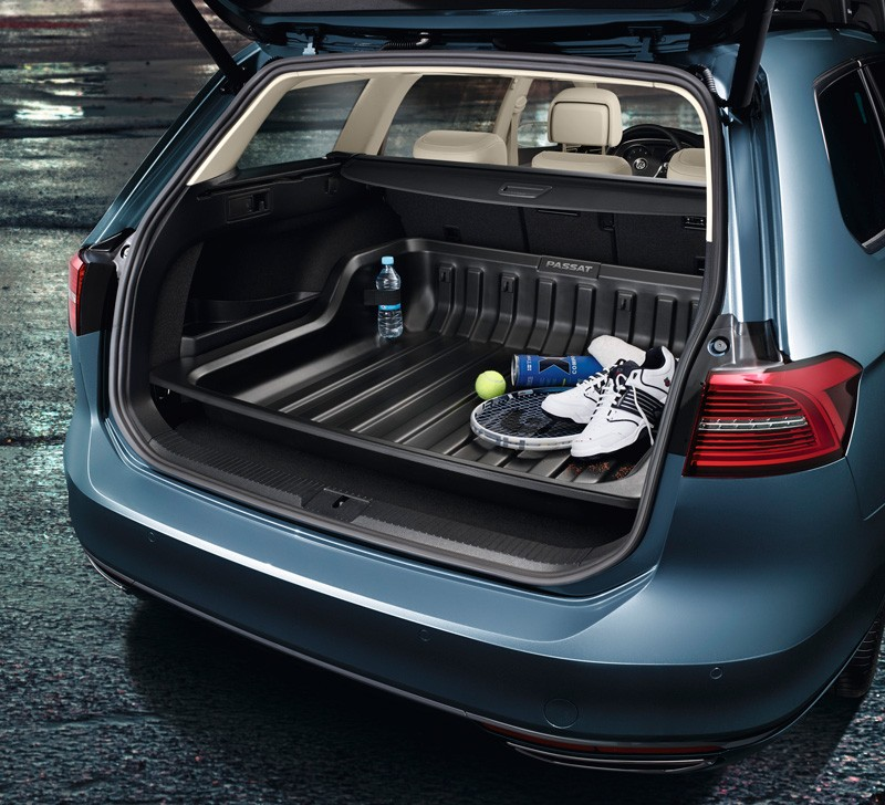 Volkswagen Gepäckraumwanne  Passat (B8) Kofferraum Zubehör