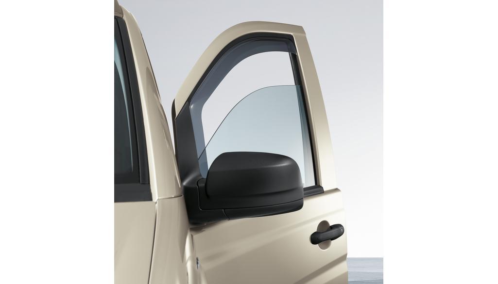 Mercedes-Benz Seitenfenster-Windabweiser Vito eVito V-Klasse EQV Acrylglas