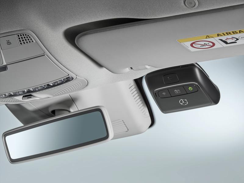 Mercedes-Benz Dashcam Frontkamera