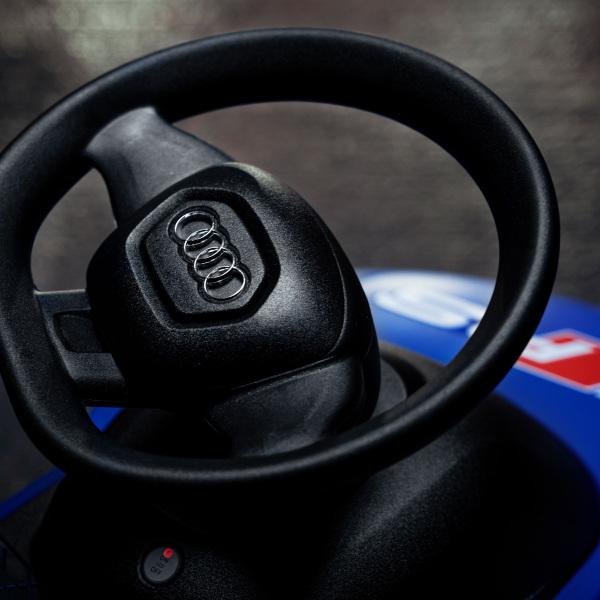 Audi Junior quattro RS, Kinder, Nogaroblau