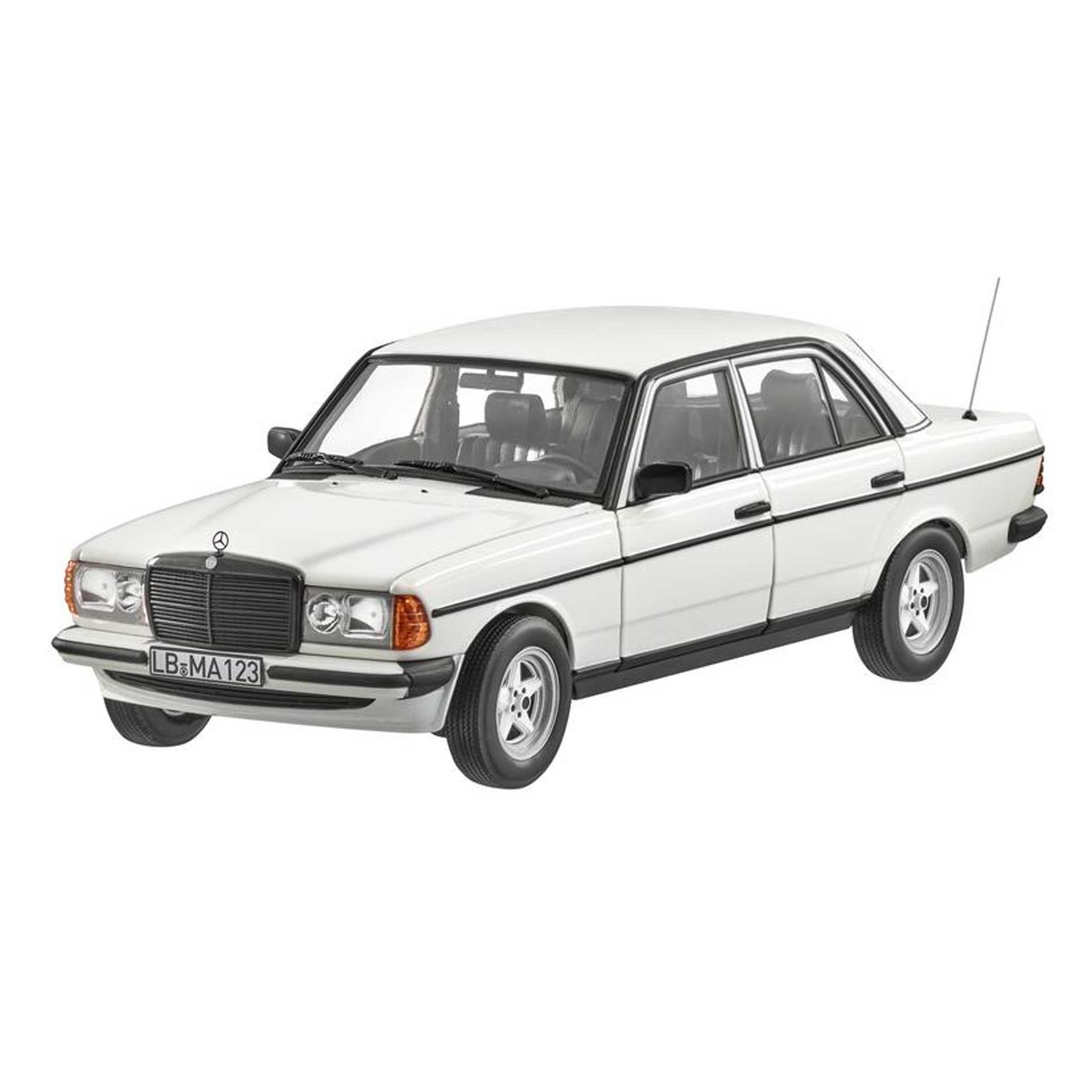Mercedes-Benz Modellauto 200 W123 (1980-1985) 1:18
