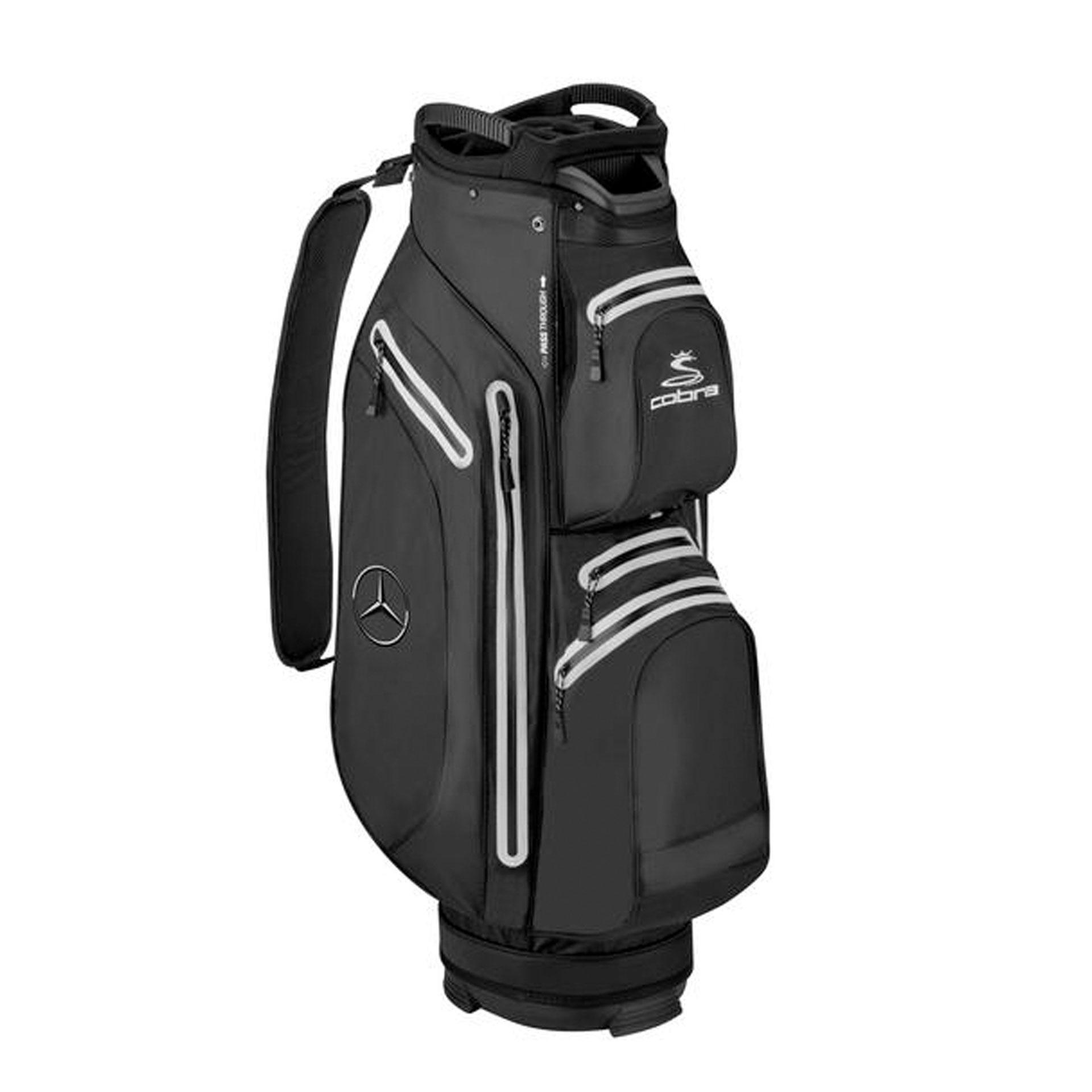 Mercedes-Benz Golf-Cartbag  by COBRA Golf-Bag