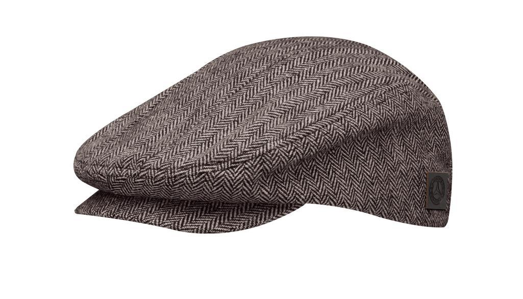 Mercedes-Benz Schiebermütze Mütze braun/beige