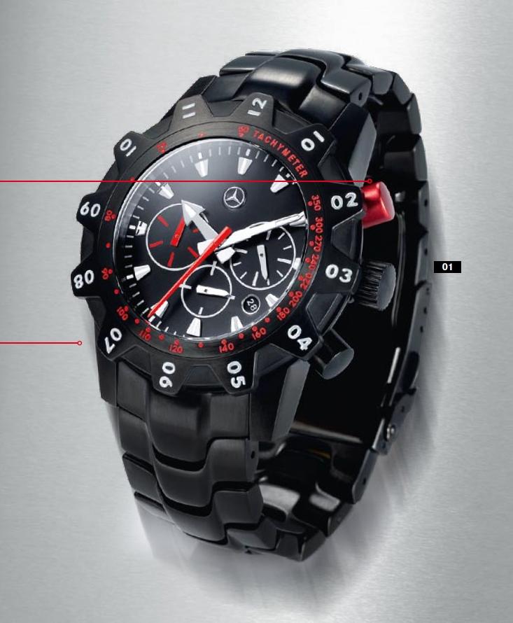 Mercedes-Benz Armbanduhr Chrono Speed limited