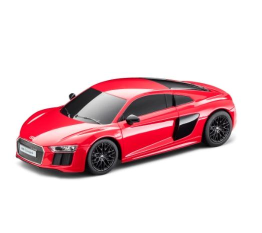 Audi R8 Coupé RC ferngesteuertes Auto Dynamitrot Maßstab 1:24
