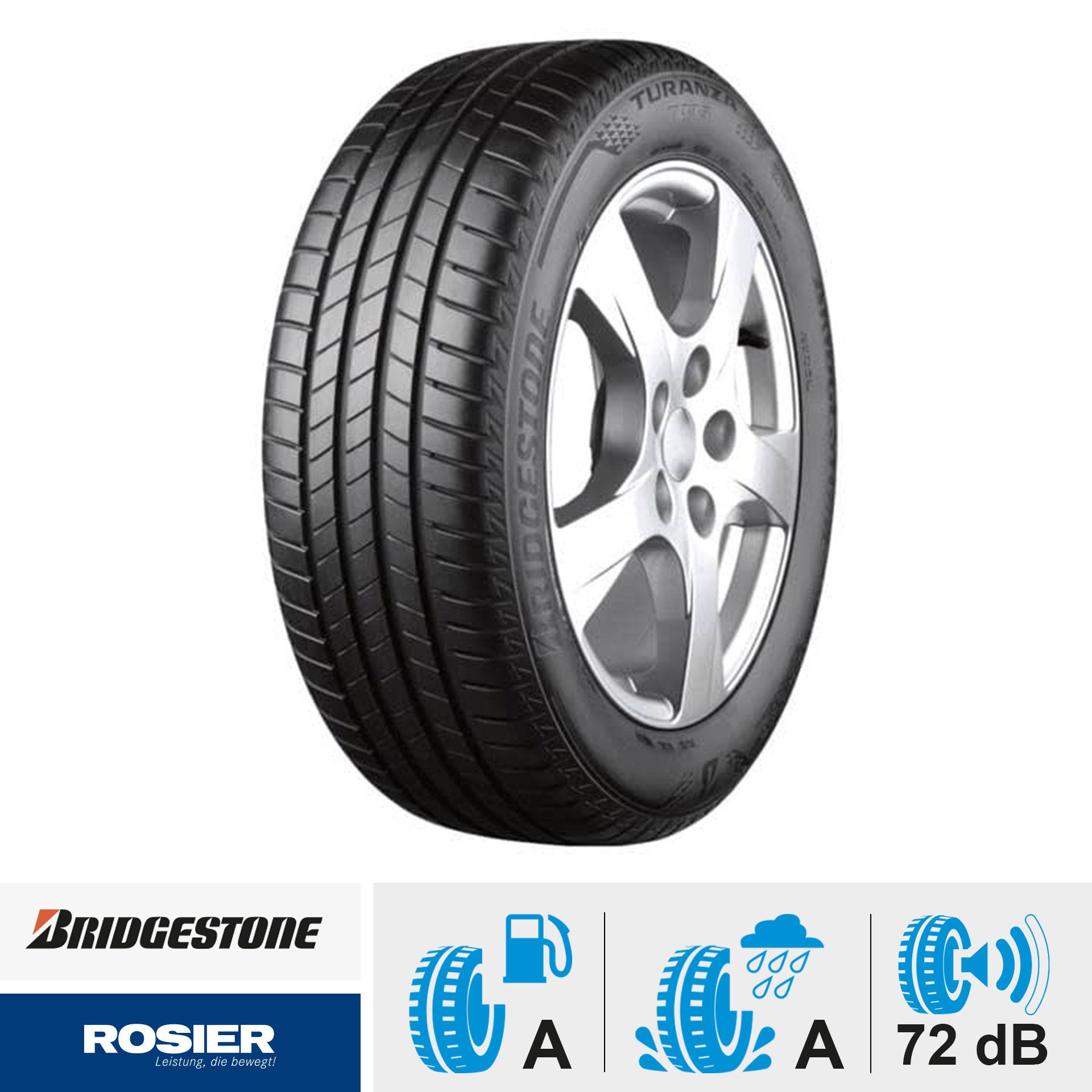 Bridgestone Turanza T005 235/55 R 17 103Y XL - Sommerreifen