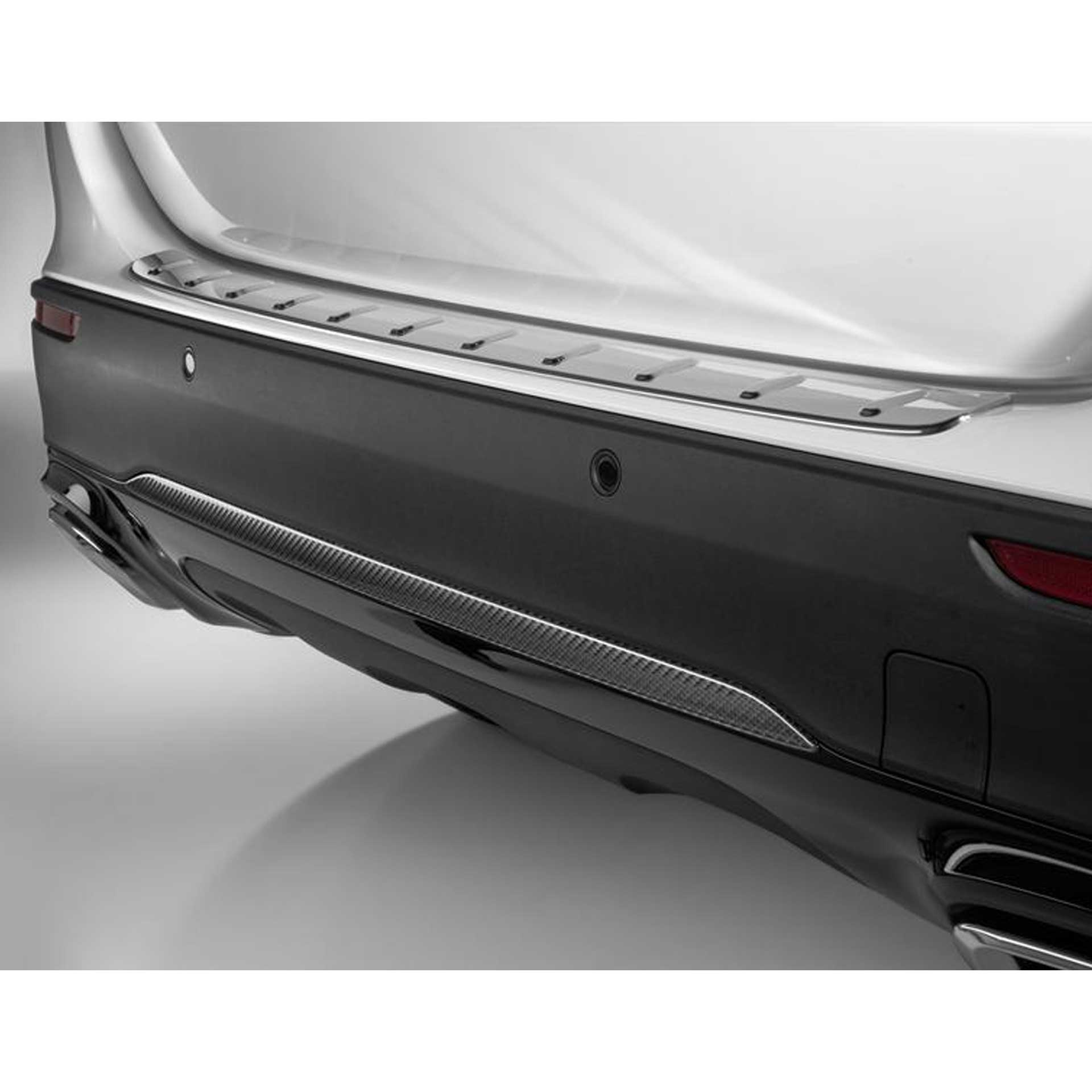 Mercedes-Benz Heckzierleiste Carbon Style für GLA & EQA