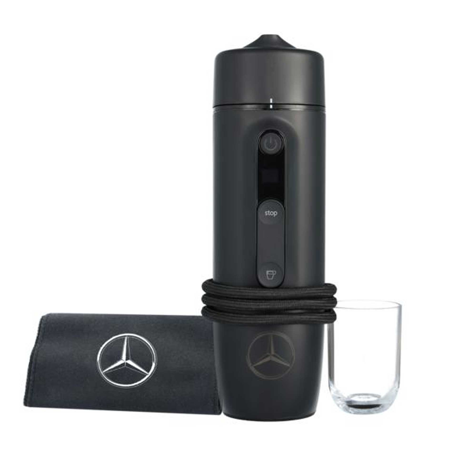 Mercedes-Benz Espressomaschine Kaffeemaschine Kapselautomat