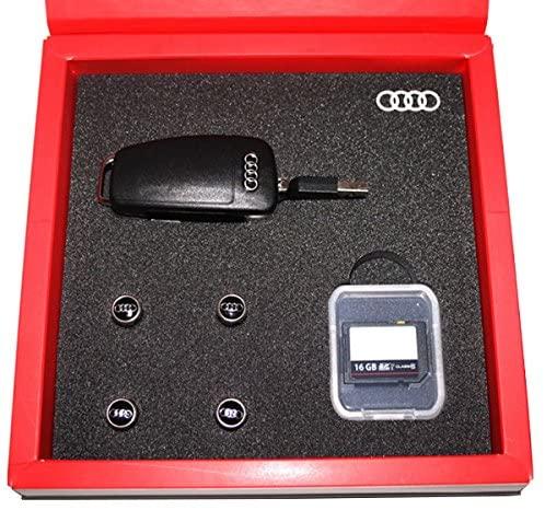 Audi Orginal-Zubehör-Box 6-teilig Geschenkset