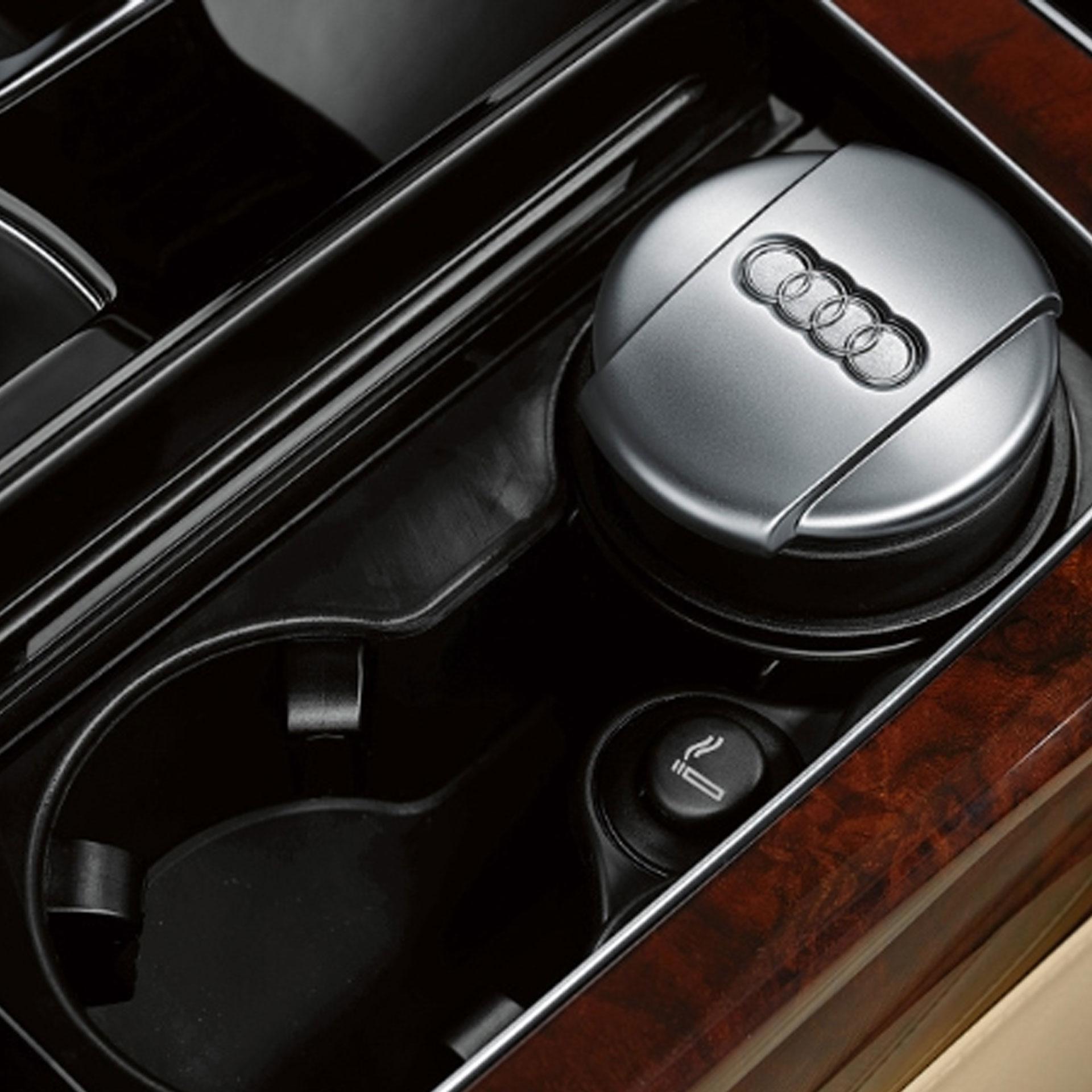 Audi Aschenbecher für Getränkehalter