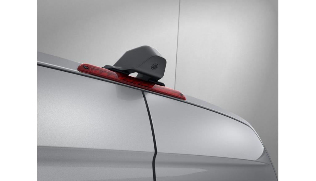 Mercedes-Benz Rückfahrkamera, Sprinter - FR3 Spiegel, Kamera mit Befestigungsteilen