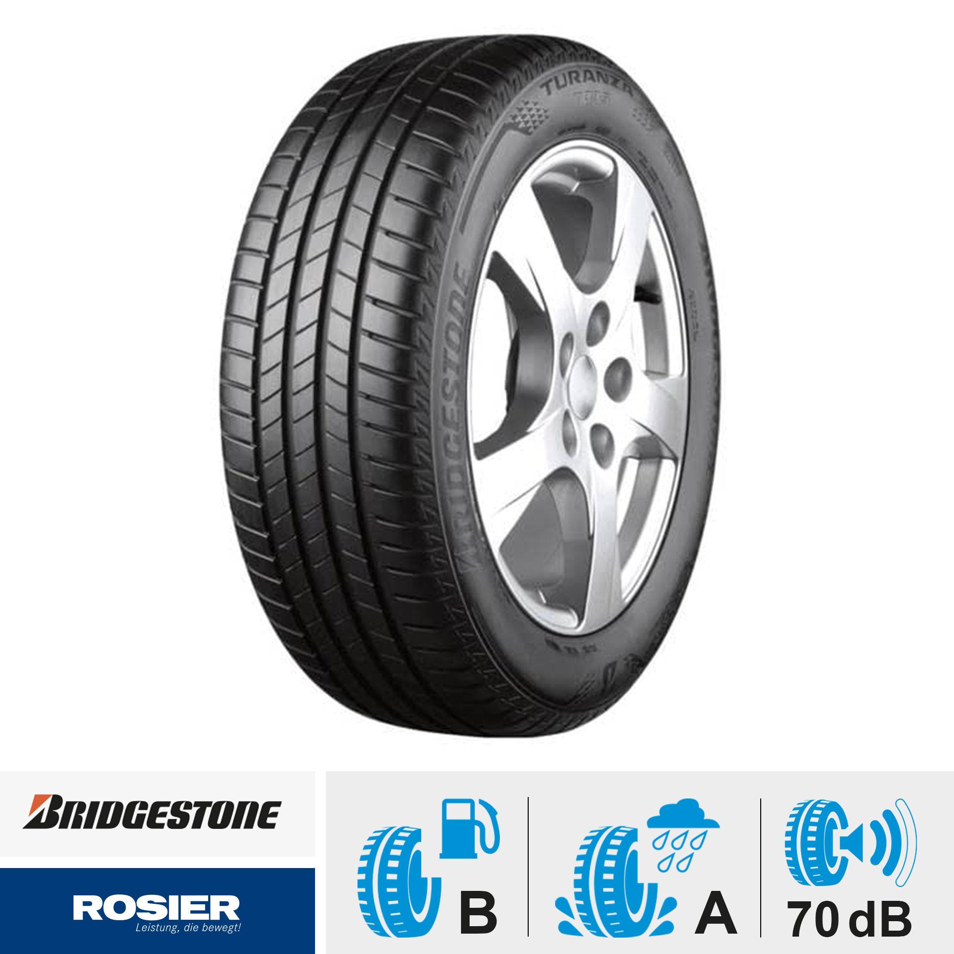Bridgestone Turanza T005 MO 205/55 R17 91 W - Sommerreifen