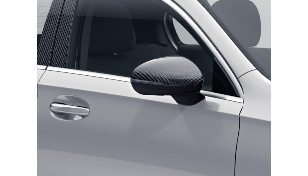 Mercedes-Benz Außenspiegel-Cover Carbon Style A-Klasse CLA