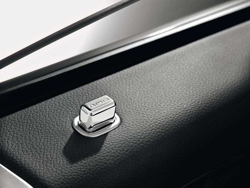 AMG Tür-Pin eckig für SL Baumuster 231