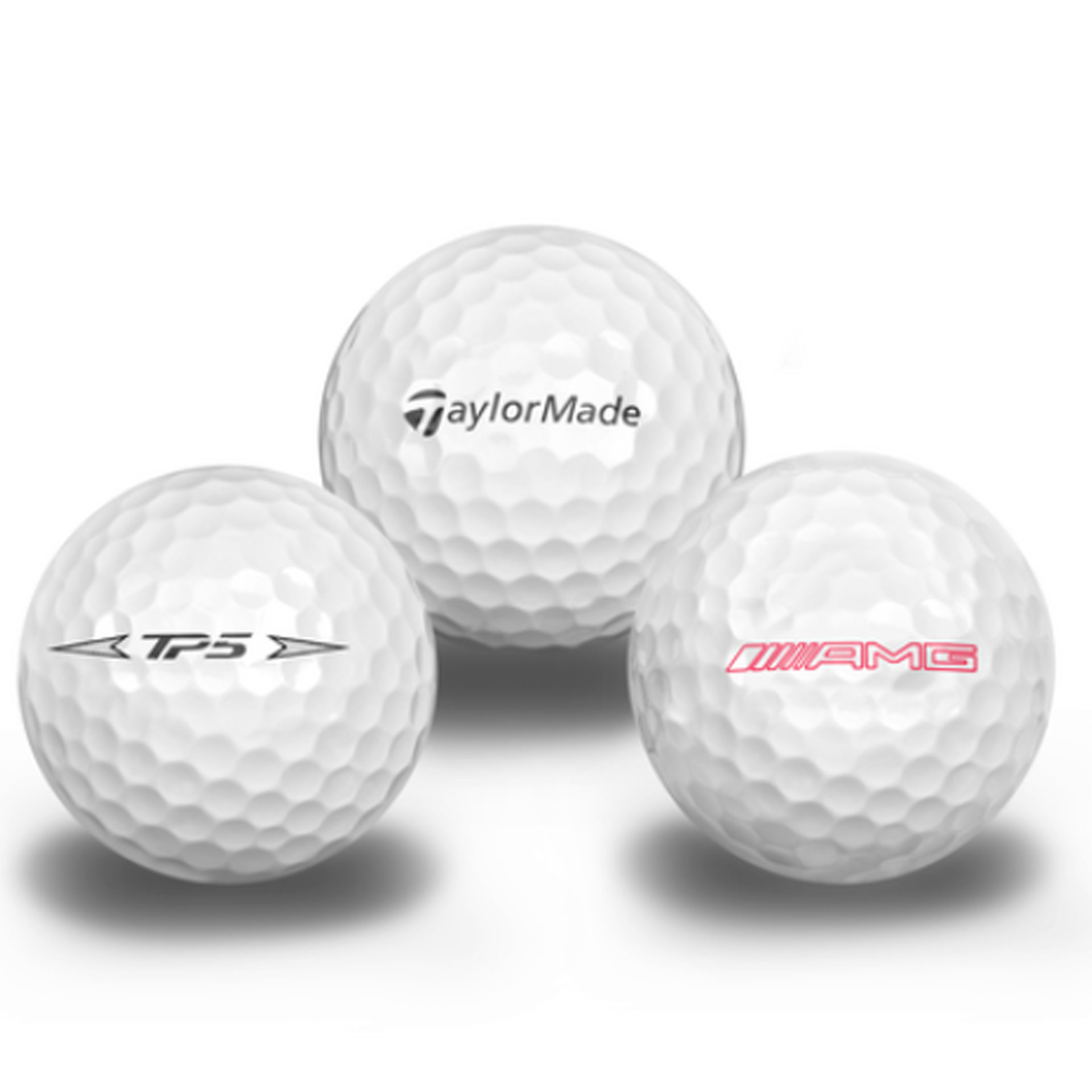Mercedes-AMG Golfbälle 3er-Set by TaylorMade