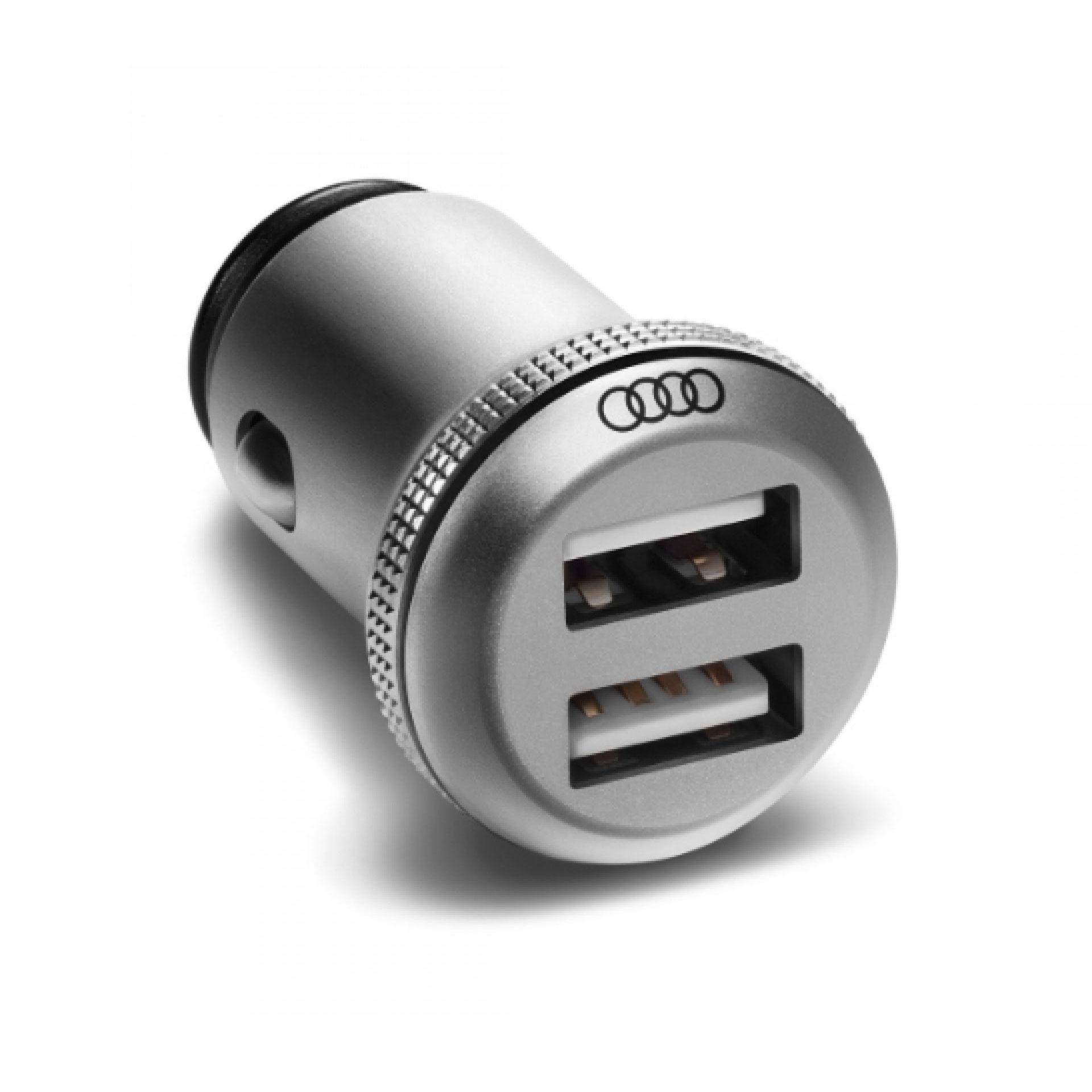 Audi USB-Ladeadapter dual