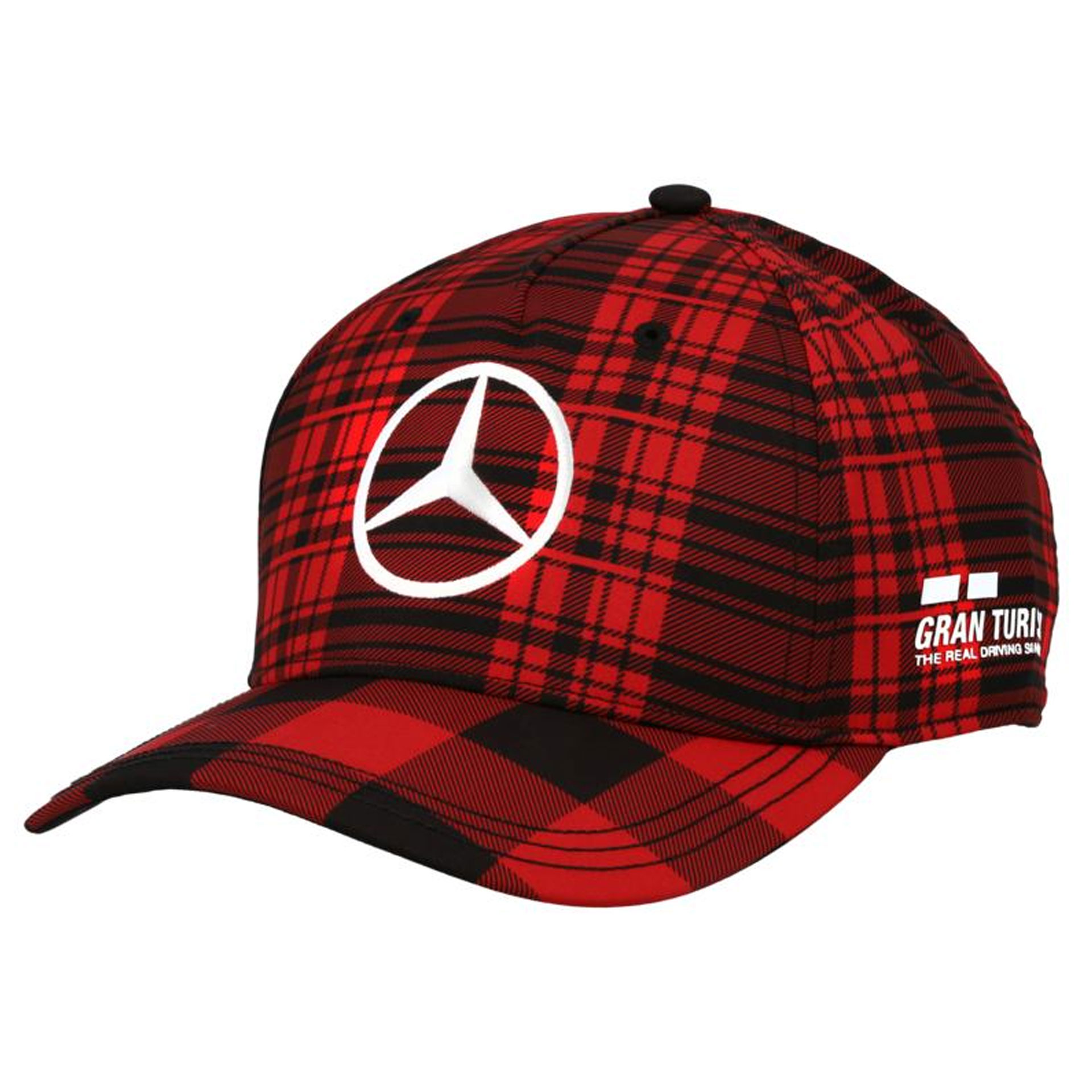 Mercedes-Benz Cap Basecap Hamilton rot schwarz Special Edition