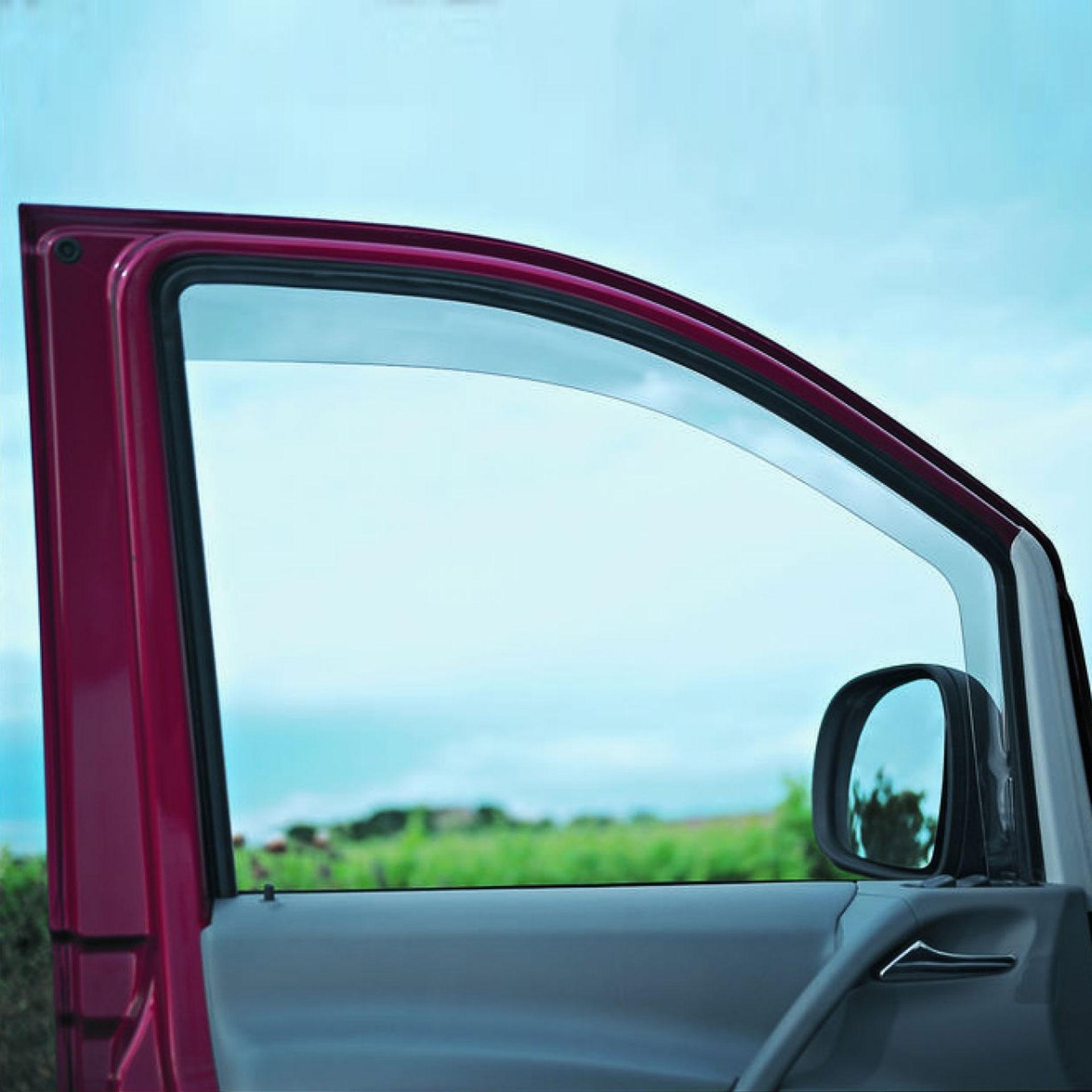 Mercedes-Benz Seitenfenster-Windabweiser Vito Viano Acrylglas