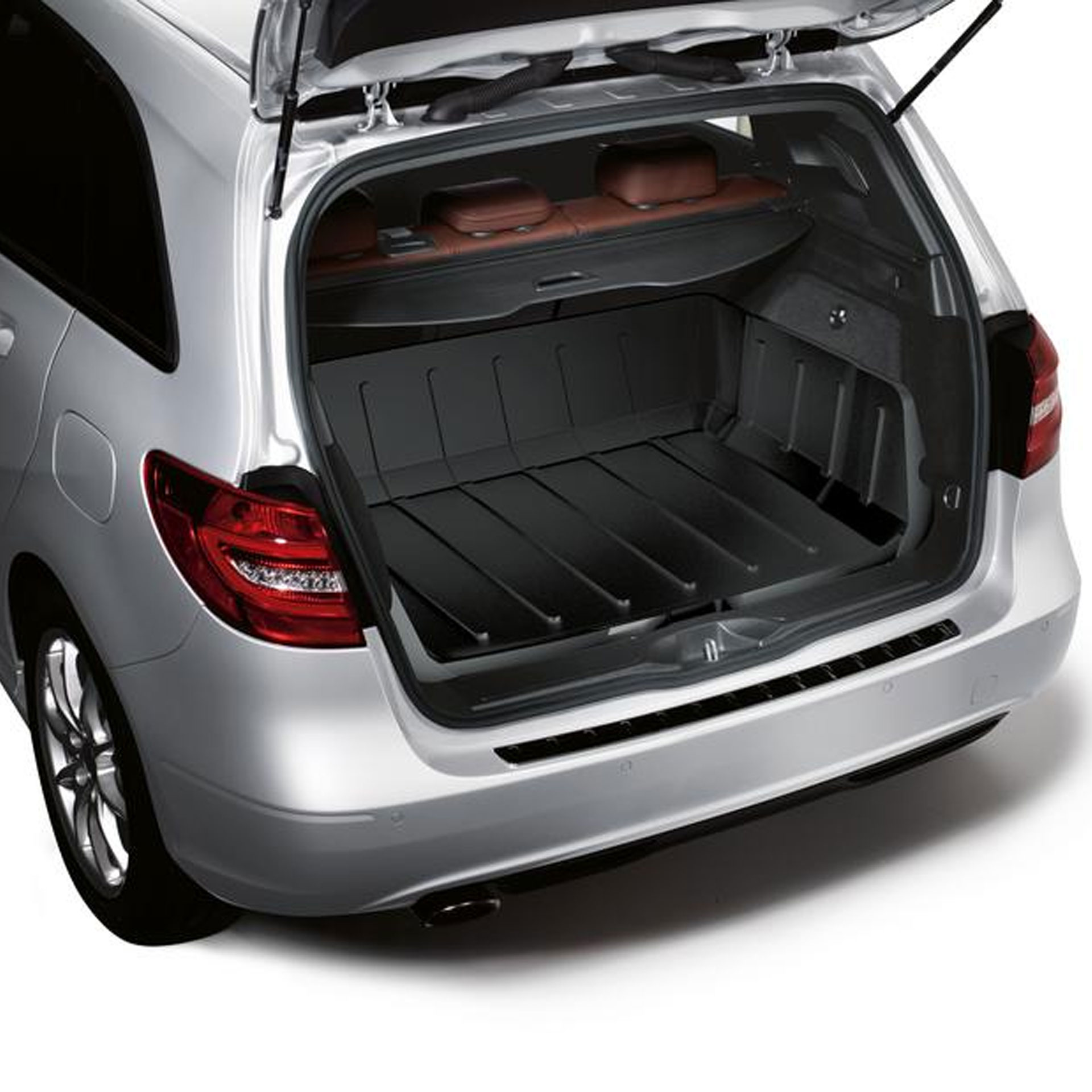 Mercedes-Benz Kofferraumwanne hoch für B-Klasse (W246)
