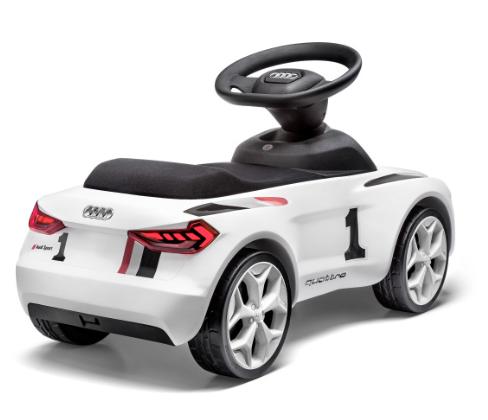 "Audi A1 Junior quattro ""Pikes Peak"" Kinderrutscher"