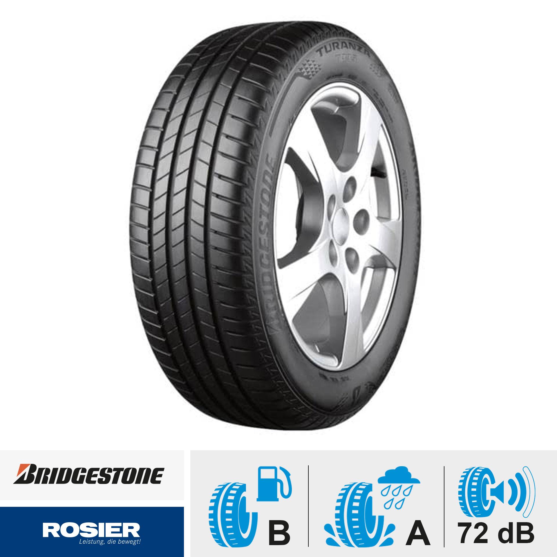 Bridgestone Turanza T005 225/40 R 18 92Y XL - Sommerreifen