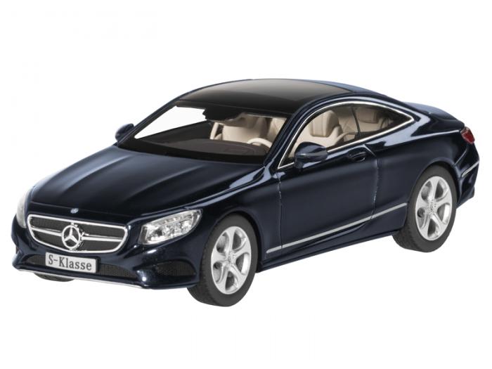 Modellauto 1:43 Mercedes-Benz S-Klasse Coupé