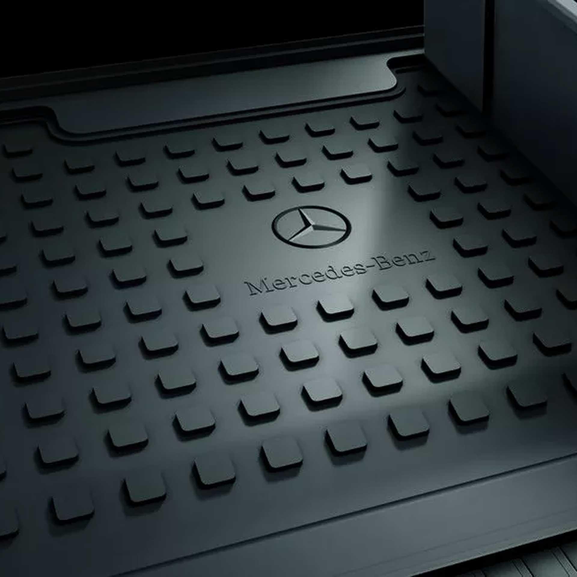 Mercedes-Benz Kofferraumwanne flach für Citan (C415)