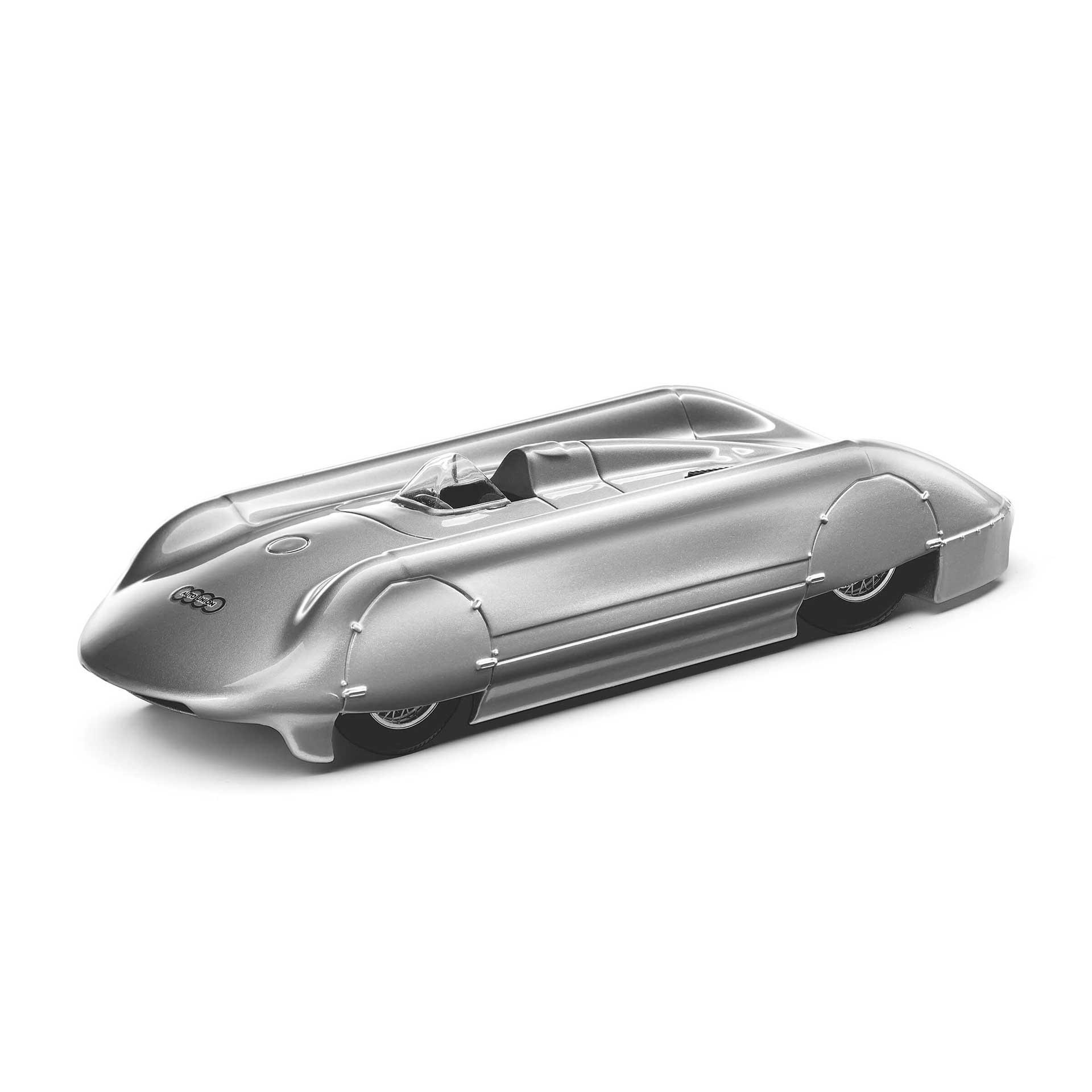 Audi heritage Auto Union Stromline Rekordwagen Modellauto 1:43