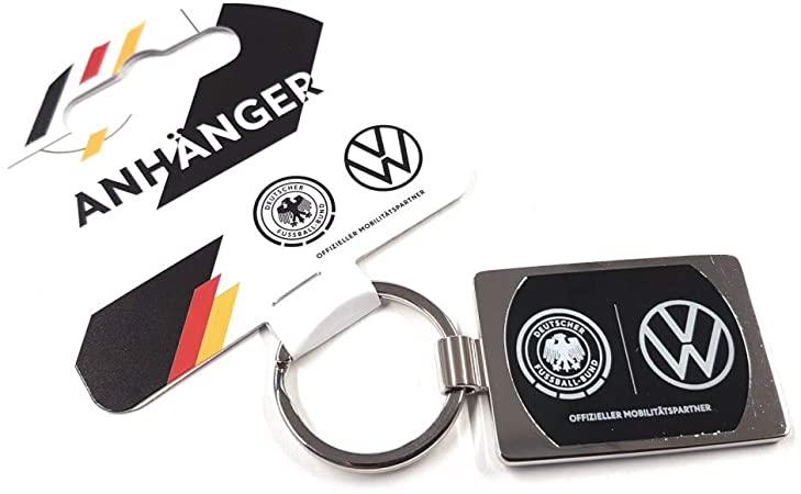Volkswagen DFB Schlüsselanhänger rechteckig