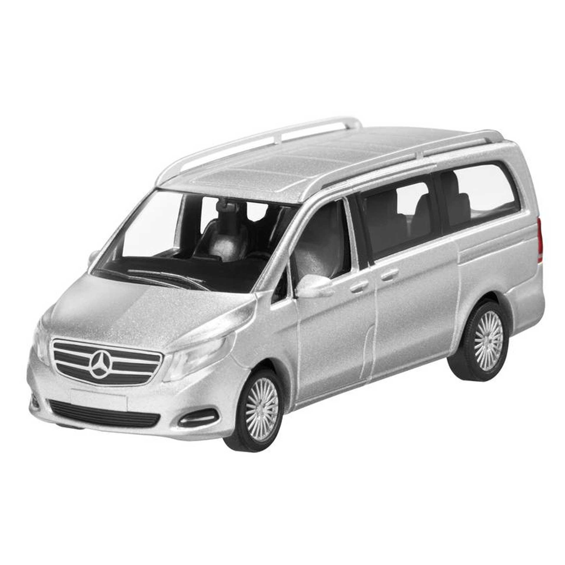 Mercedes-Benz Modellauto V-Klasse BR447 1:87 brillantsilber