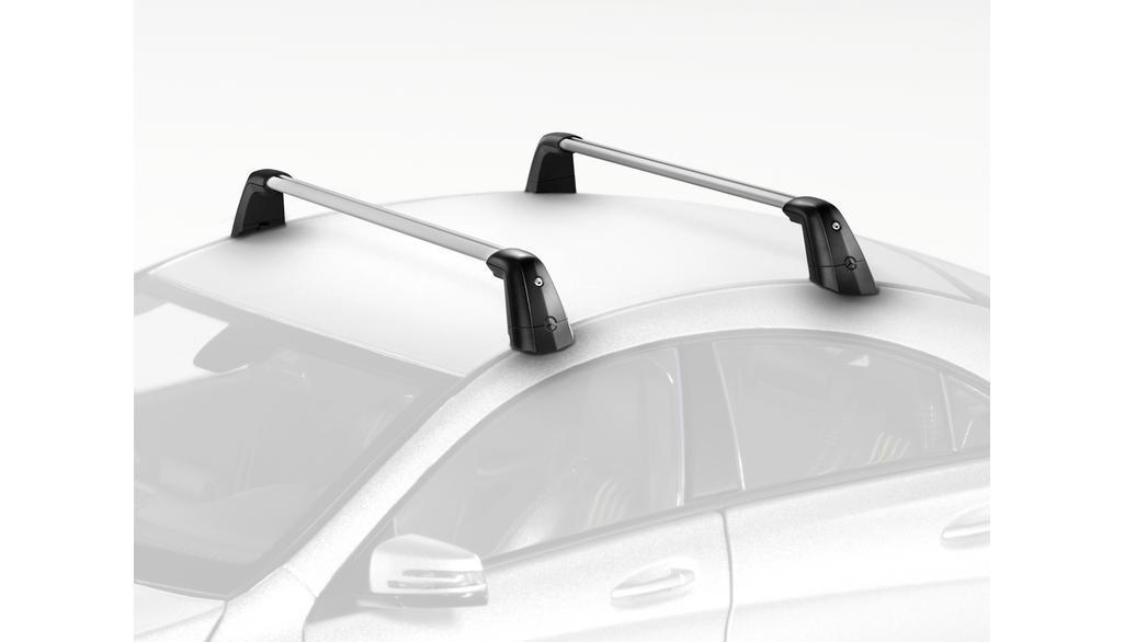 Mercedes-Benz Relingträger Grundträger Dachträger CLA