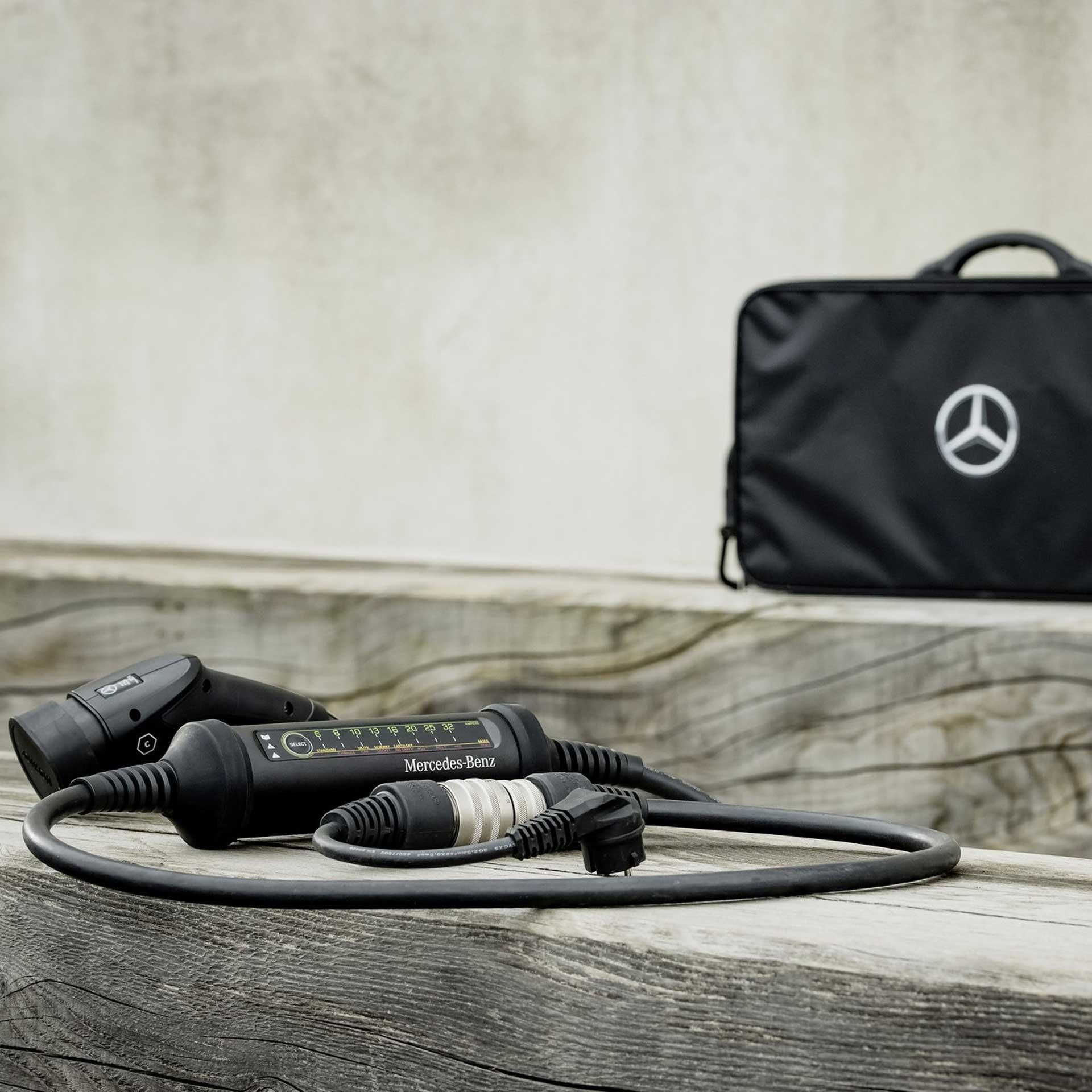 Mercedes-Benz flexibles Ladesystem 16/3-phasig 5-teilig