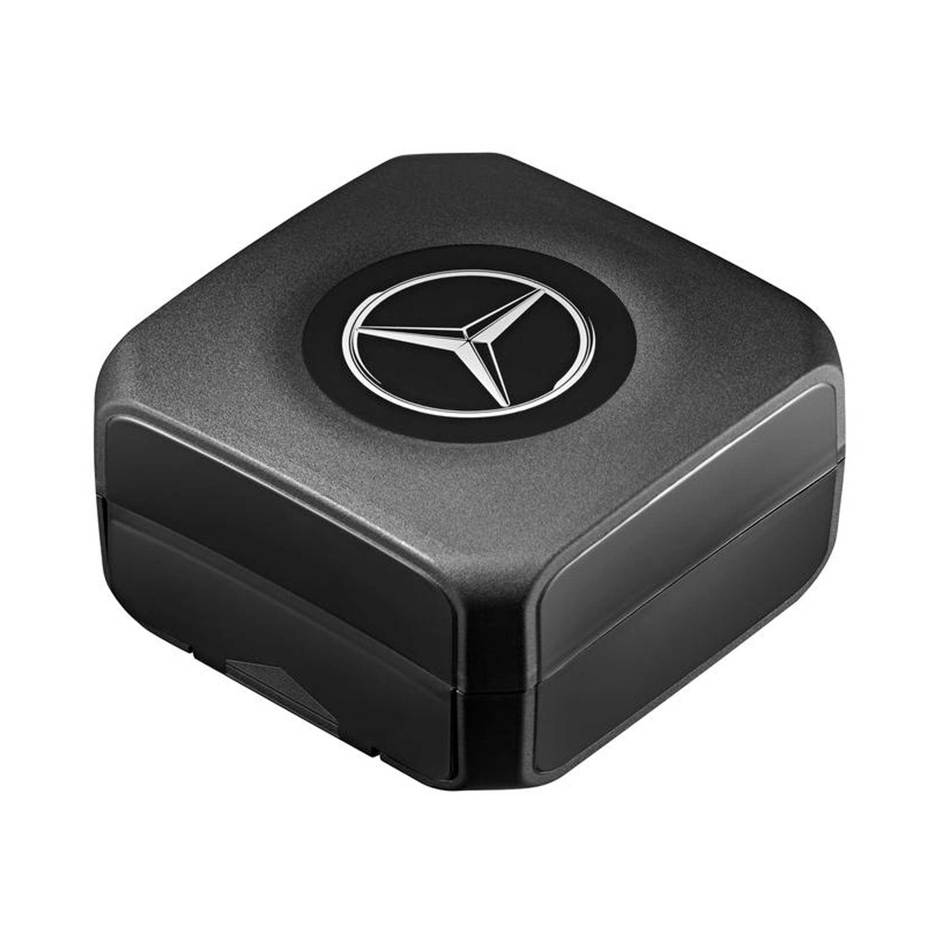 Mercedes-Benz Lampenbox mit gängigen Ersatzlampen