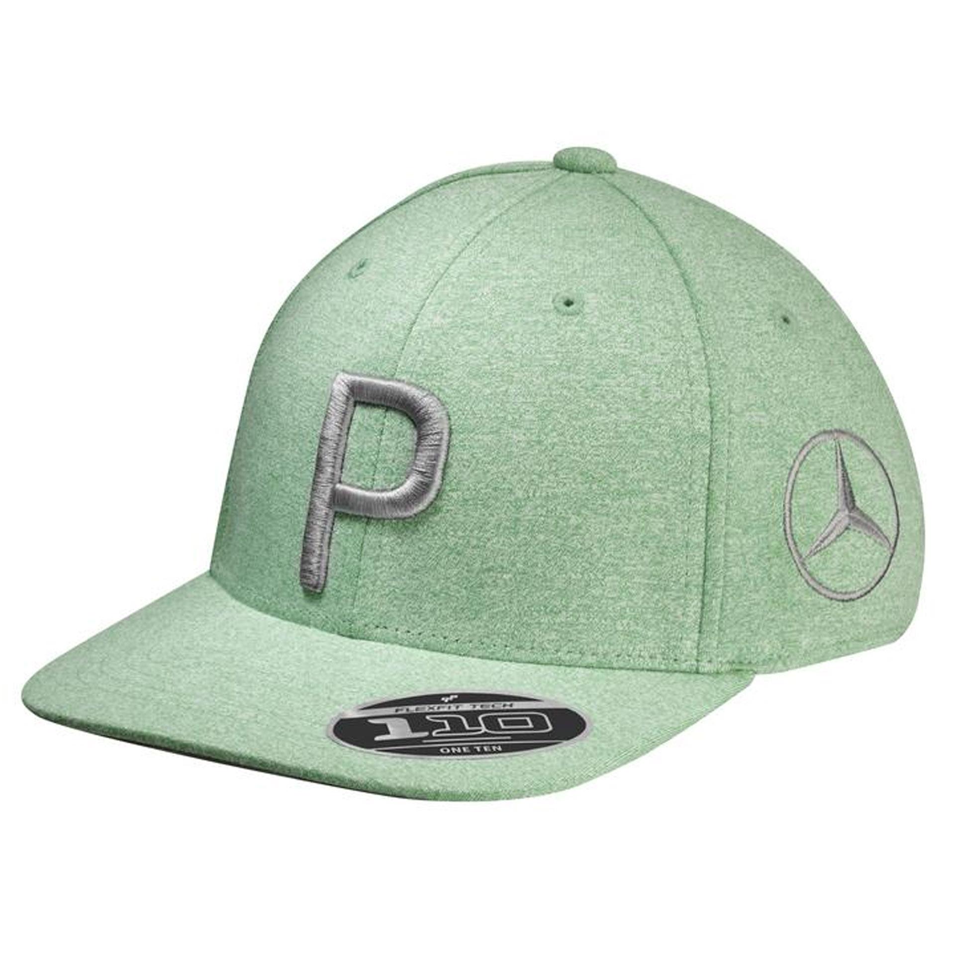 Mercedes-Benz Golf-Cap Kinder grün Basecap Kappe by PUMA
