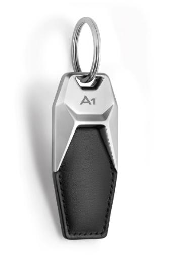 Audi Schlüsselanhänger Leder A1