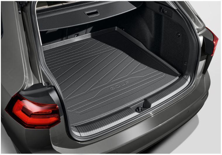 Volkswagen Gepäckraumeinlage Golf 8 Variant