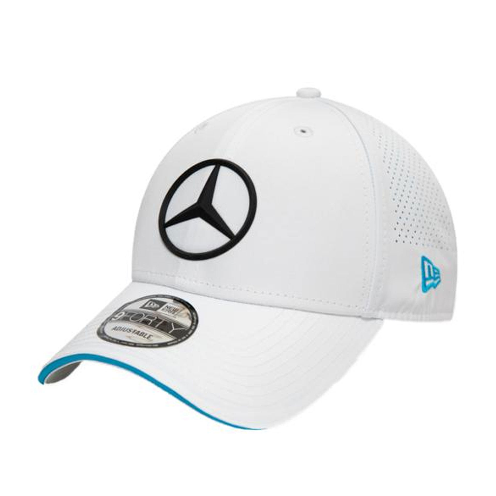 Mercedes-Benz Formel E Cap Kappe Basecap Weiß