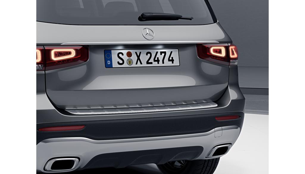 Mercedes-Benz  Heckzierleiste  hochglanzverchromt GLBX247