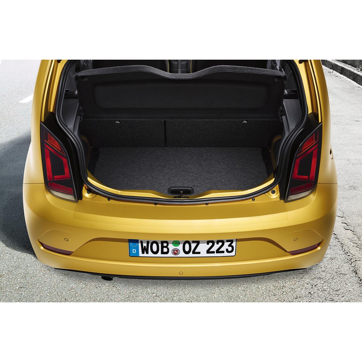 Volkswagen Ladekantenschutzfolie für VW up! Schutzfolie transparent Lackschutzfolie