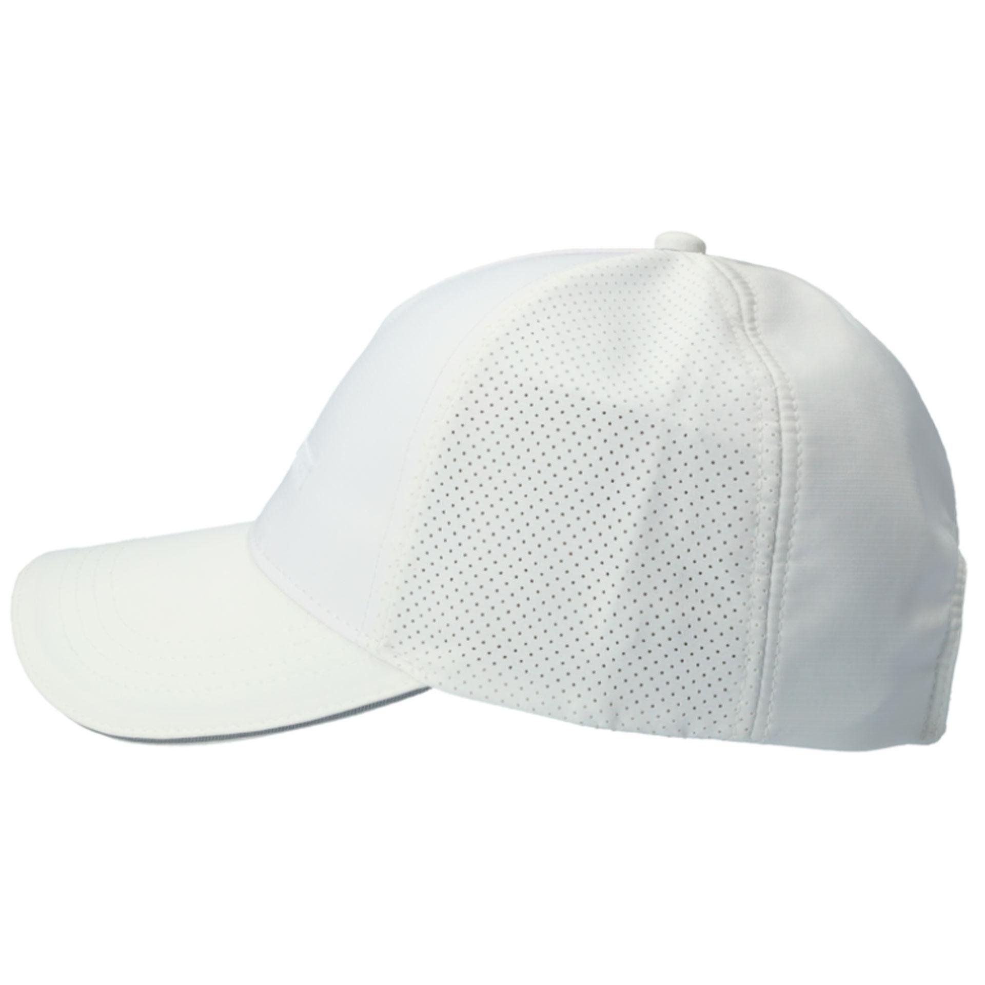 Mercedes-AMG Cap Kappe Basecap Weiß