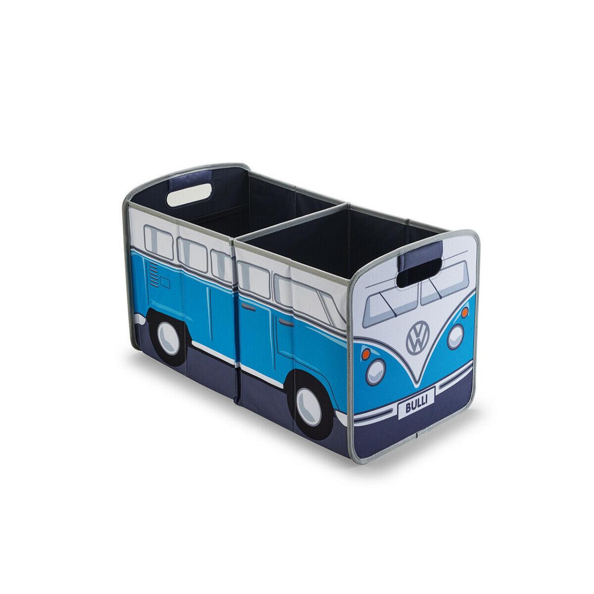 Volkswagen Faltbox im T1 Design Kofferraumbox Gepäckbox