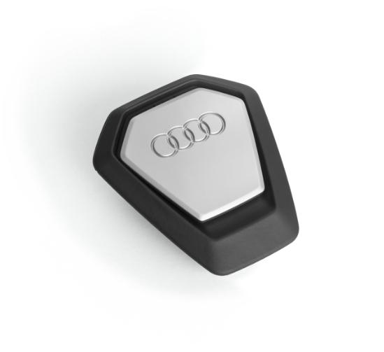 Audi Duftspender Singleframe schwarz Duft orientalisch