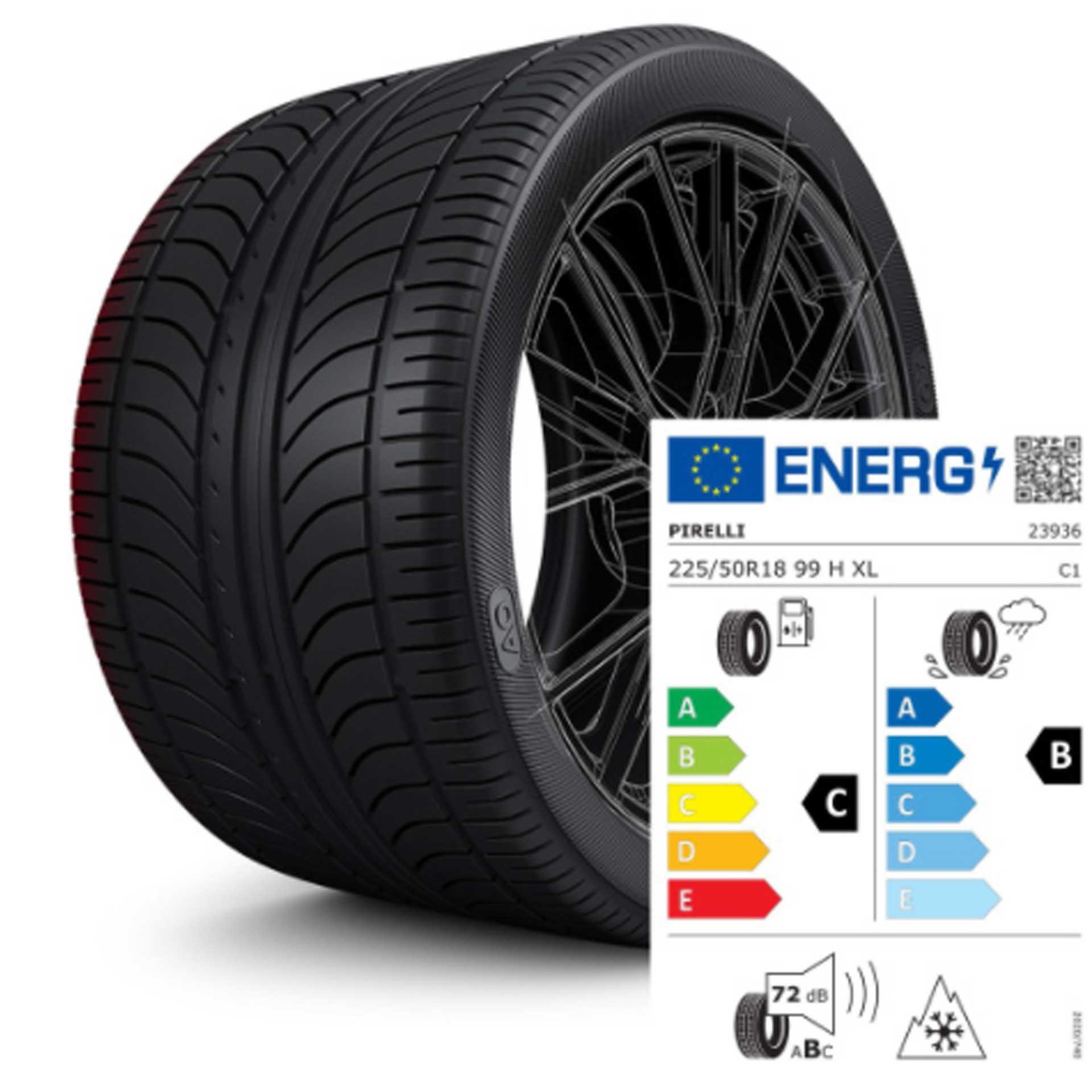 225/50 R18 99H XL Pirelli Sottozero 3 AO - Winterreifen