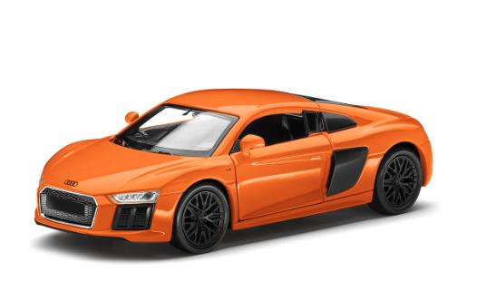 Audi R8 Pullback 1:38 glutorange