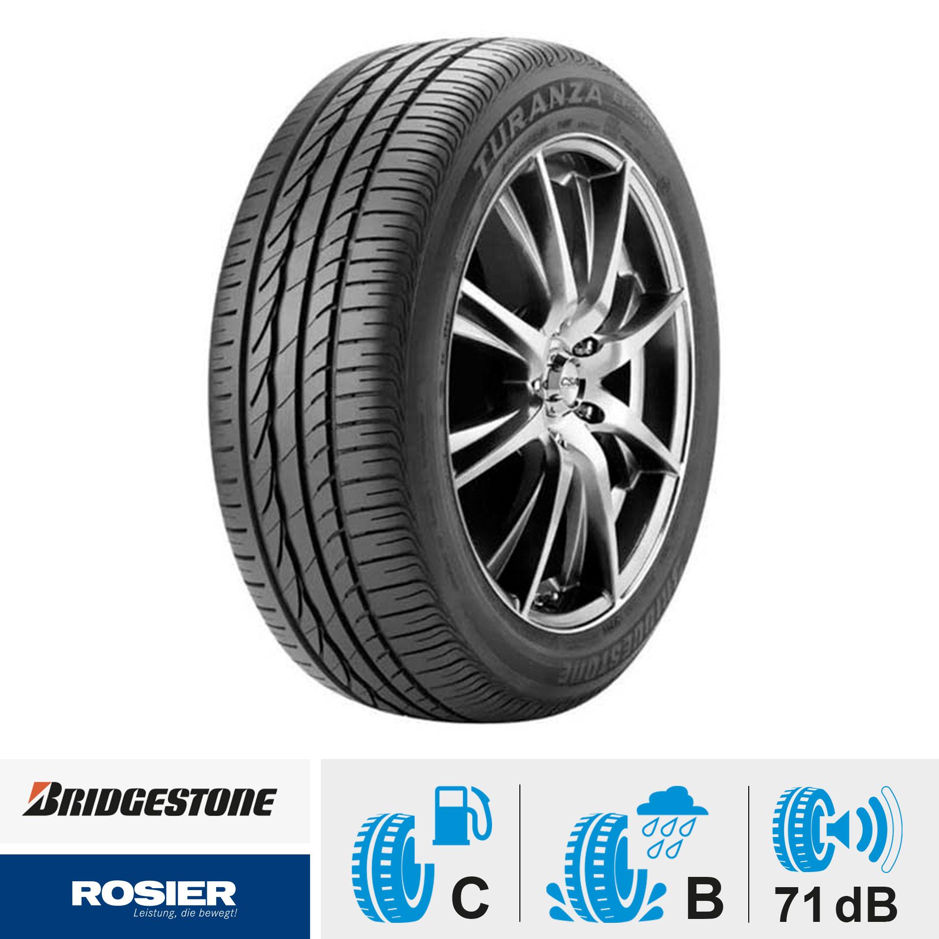 Bridgestone Turanza ER300 MO. - Sommerreifen