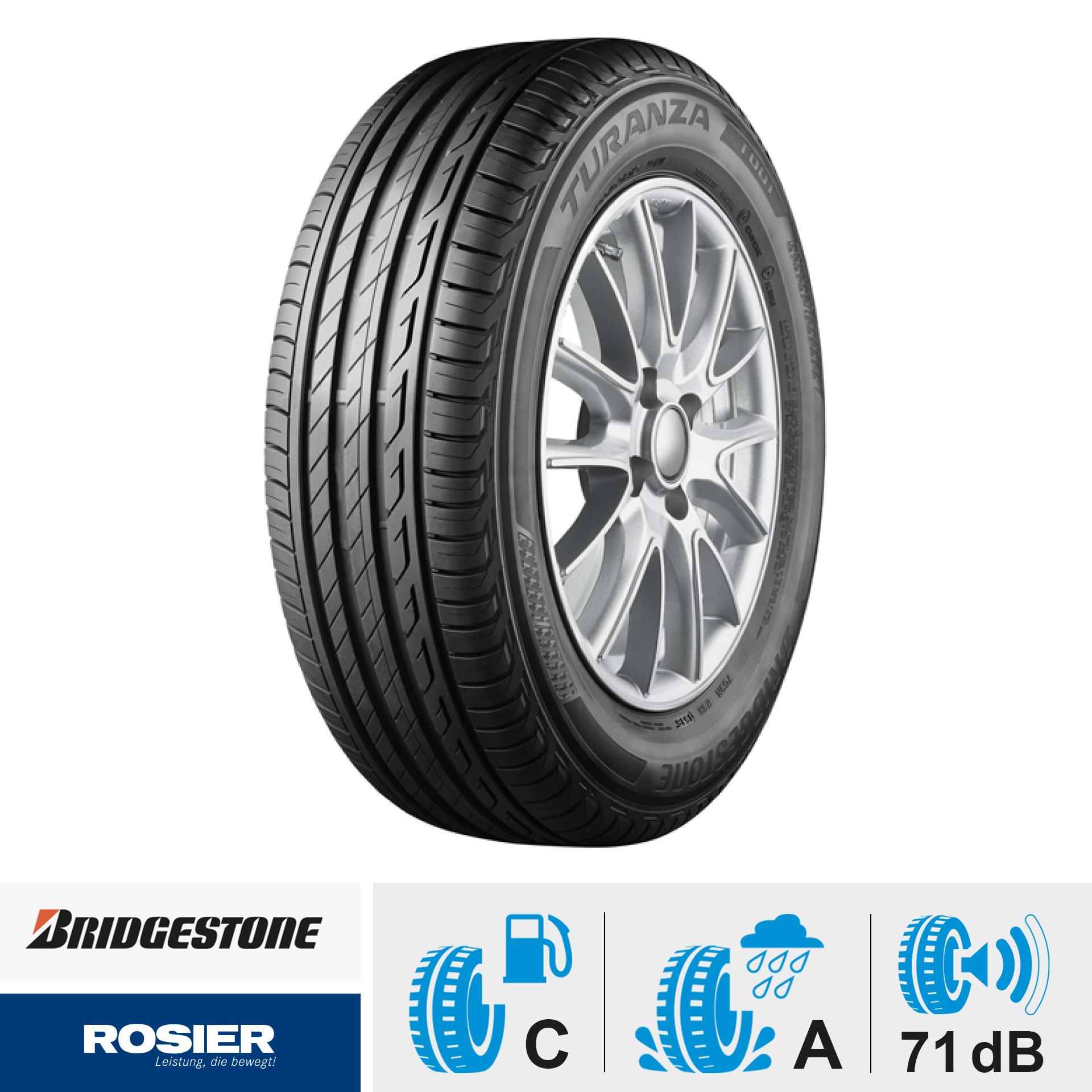 Bridgestone Turanza T001 AO - Sommerreifen